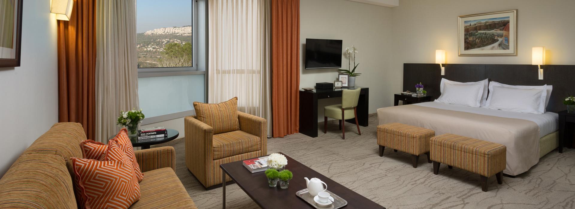 חדרי מלון עין כרם